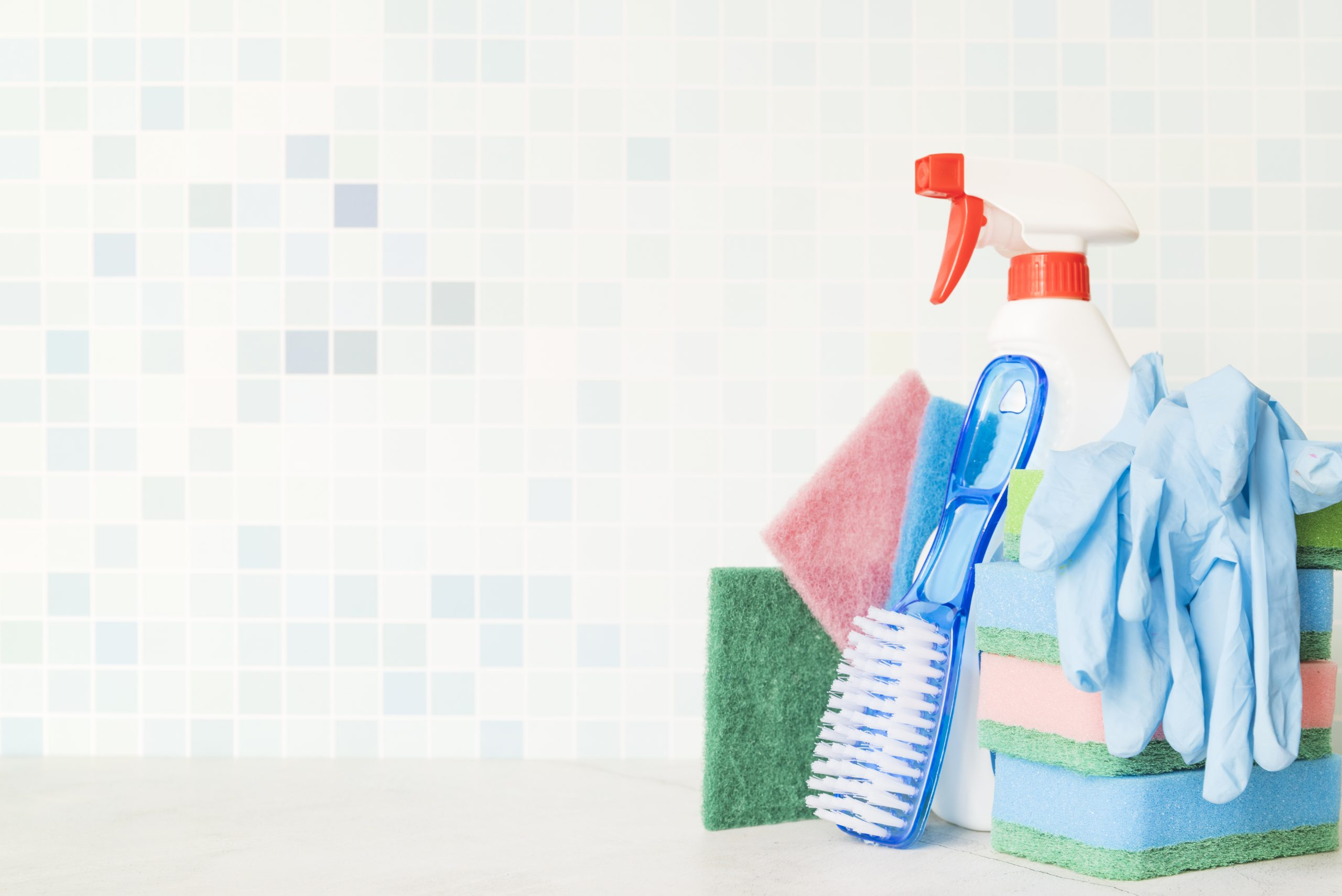 Fournitures de nettoyage